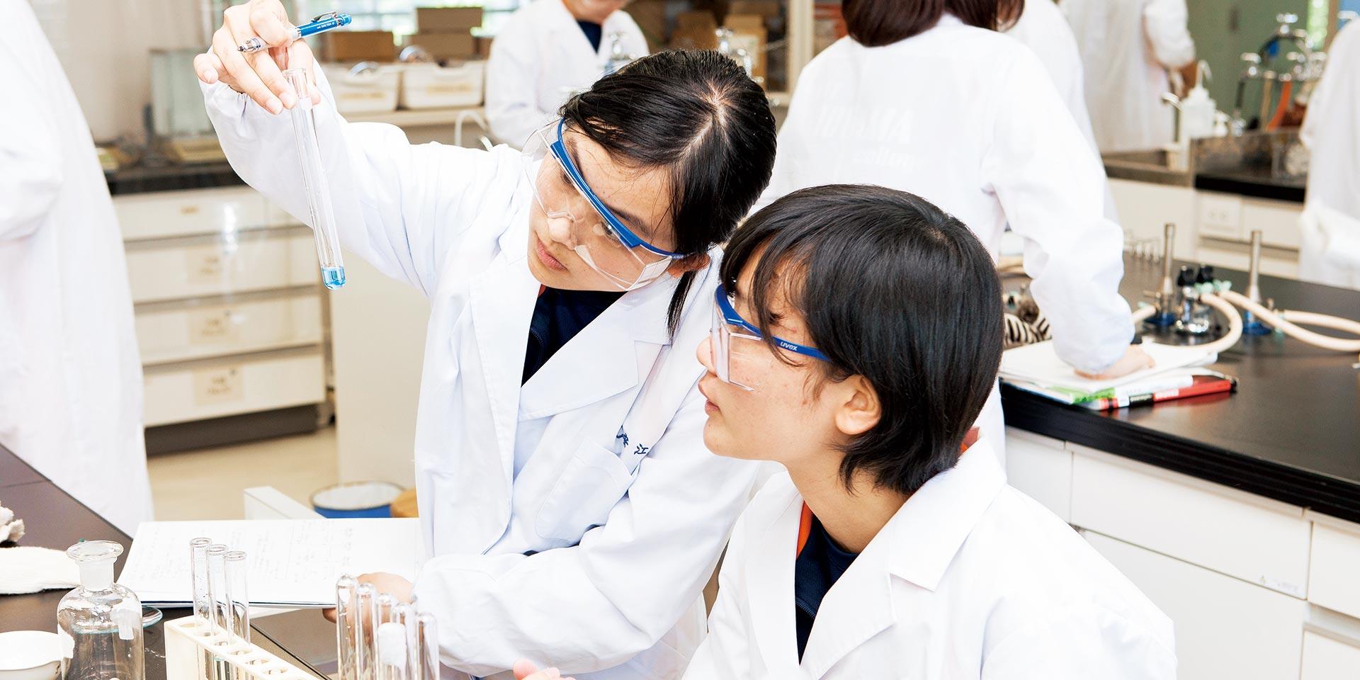 物质化学工程系