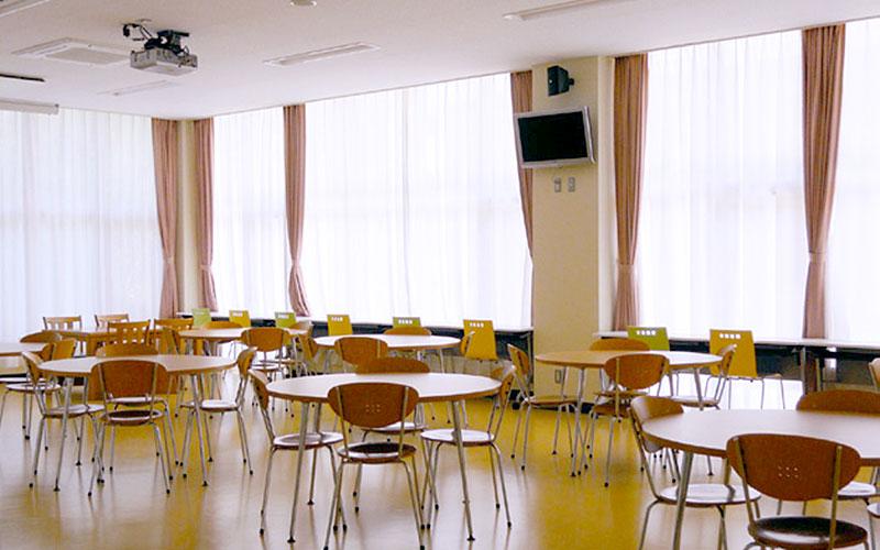 学生休息室