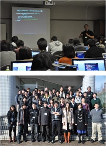「Geant4 School 2010 at TNCT」が開催されました