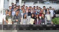 外国人留学生交流会