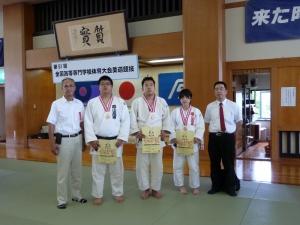 第51回全国高専体育大会柔道