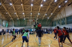 バスケットボール(射水キャンパス)