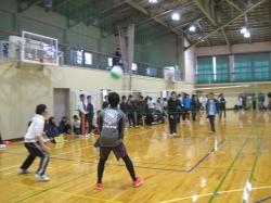 ビーチボール(本郷キャンパス)