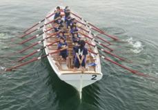 漕艇(カッター)(本郷キャンパス)