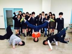 フリースタイルダンス(射水キャンパス)