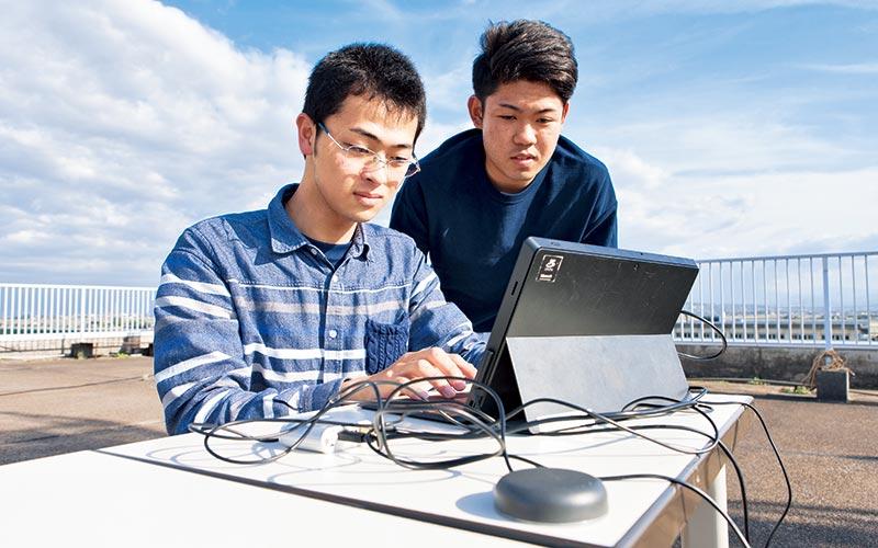 電子情報工学科