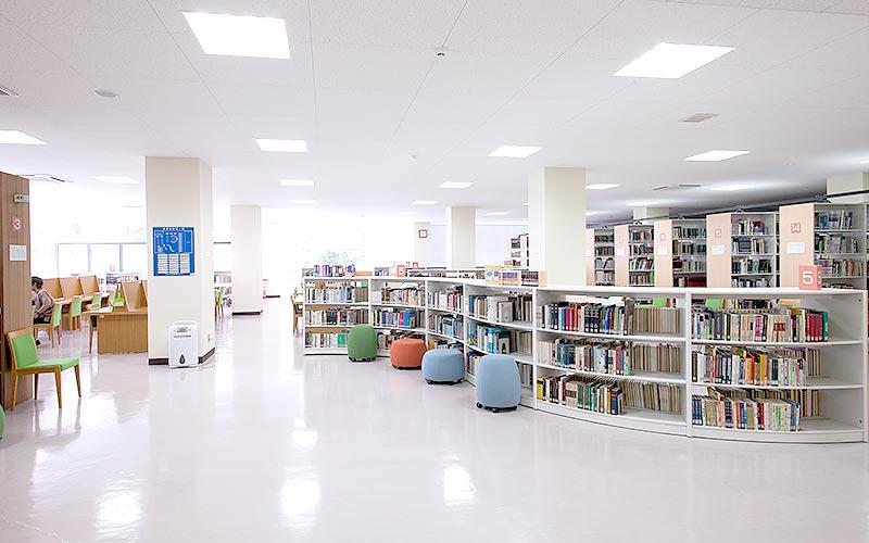 図書館センター(本郷1)