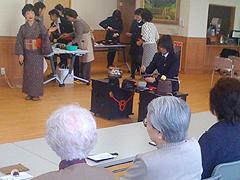 茶道(射水キャンパス)
