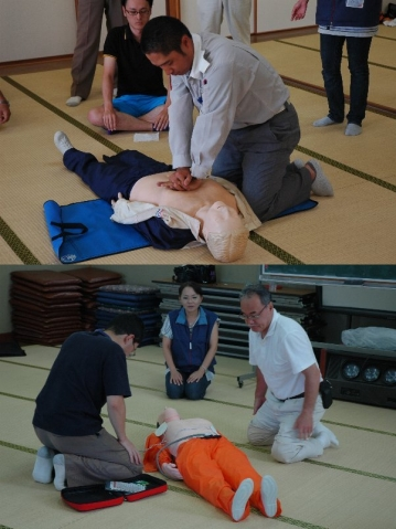 救命救急講習