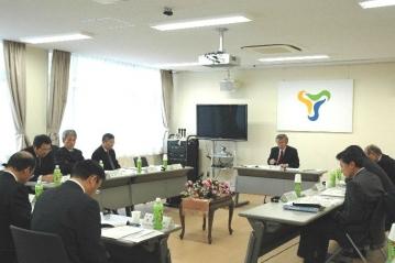 富山高専で運営諮問会議を開催
