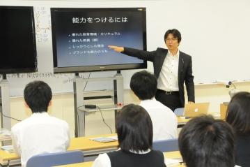 長岡技術科学大学 アドバンストコース説明会が行われました