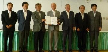 「大学コンソーシアム富山」設立及び運営に関する覚書の調印