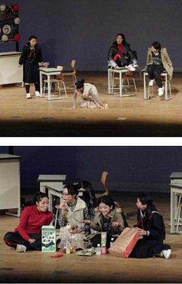 本校演劇部が富山県高等学校演劇研究発表大会で「最優秀賞」を受賞
