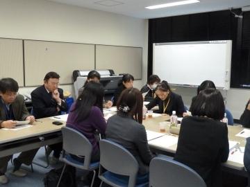「東海・北陸地区高専女性教員情報交換会」を開催しました