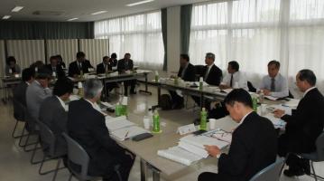 商船高等専門学校校長・事務部長会議を開催