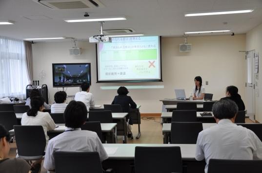 富山高専女子学生の魅力アピール及び就職先の充実に関する講演会を開催