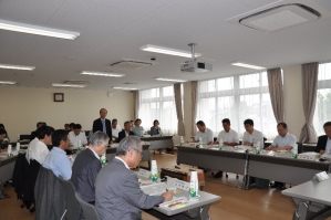 平成25年度第1回運営諮問会議を開催