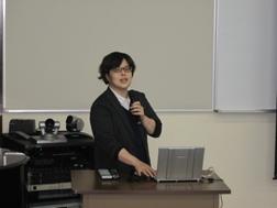エイズ・性感染症予防についての講演会(本郷キャンパス)