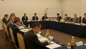 平成26年度第2回商船高等専門学校校長・事務部長会議を開催