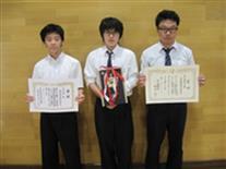 全国高等学校総合文化祭将棋大会(団体戦)に出場します(本郷キャンパス)