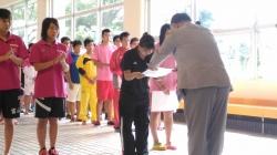 第32回富山県高等学校新人水泳競技大会で女子総合2位入賞