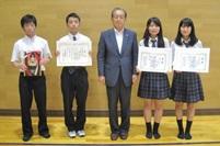 全国高等学校総合文化祭将棋大会に出場します。(本郷キャンパス)1