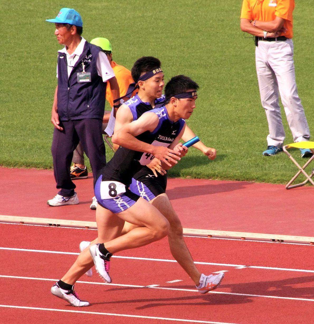 平成30年度富山県高等学校総合体育大会陸上競技において優秀な成績をおさめました。