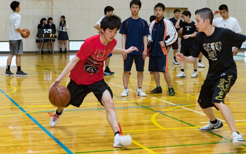 バスケットボール部(本郷)