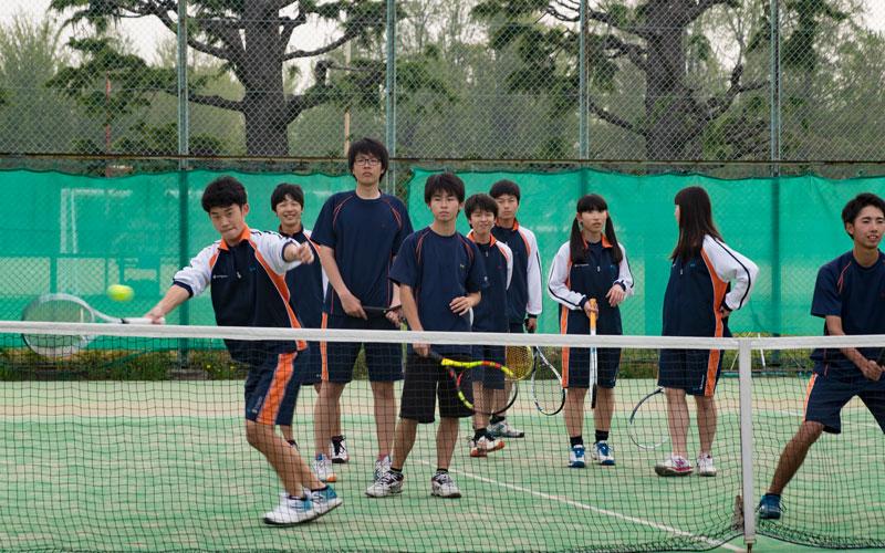 テニス部(本郷)