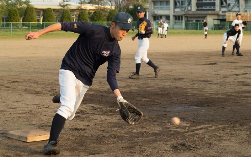 野球部(射水)