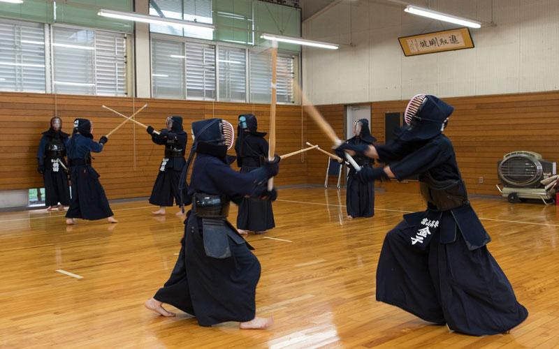剣道部(射水)