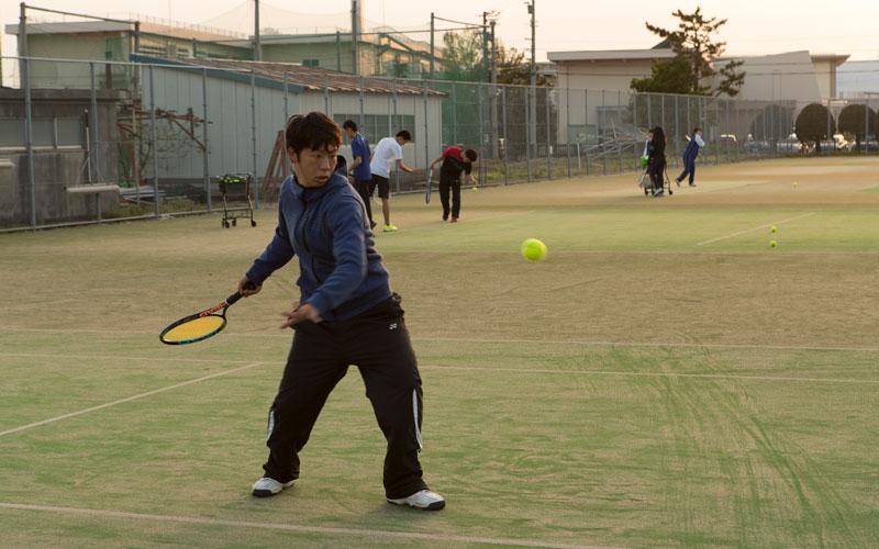 テニス部(射水)