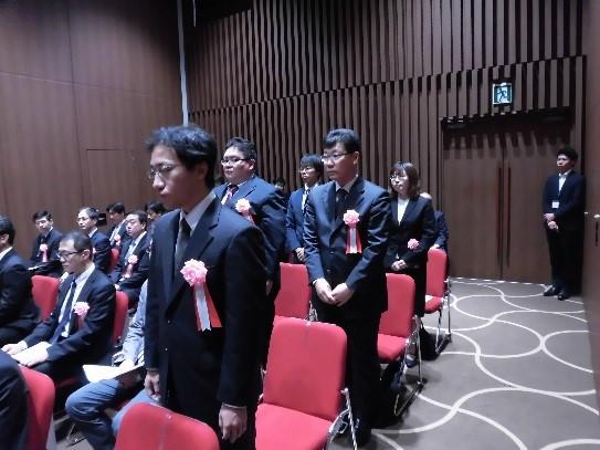 平成30年度富山第一銀行奨学財団研究助成セミナー「研究成果発表会」にて本校教員が発表を行いました。