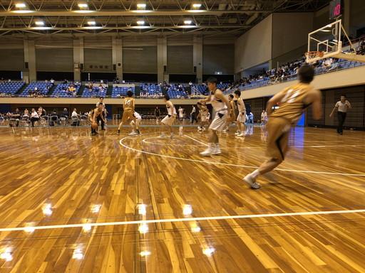 第53回全国高専体育大会男子バスケットボール競技において3位に入賞しました。(射水キャンパス)