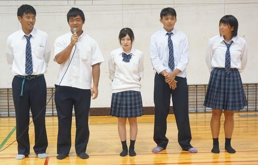第73回国民体育大会『福井しあわせ元気国体』への出場が決定しました。(射水キャンパス)
