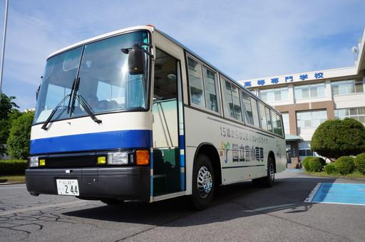 「キャンパス間交流バス」を運行しました。