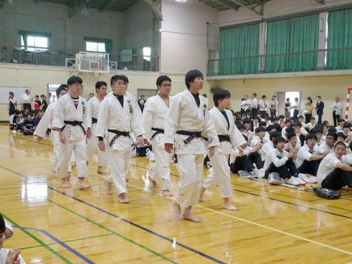 北陸地区高専体育大会壮行会を開催しました。