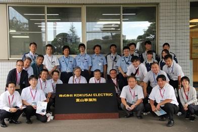 令和元年度第2回企業訪問を実施しました。