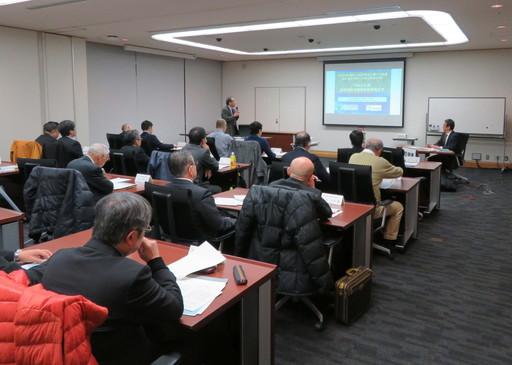 令和元年度船舶運航実務乗船研修報告会を行いました。