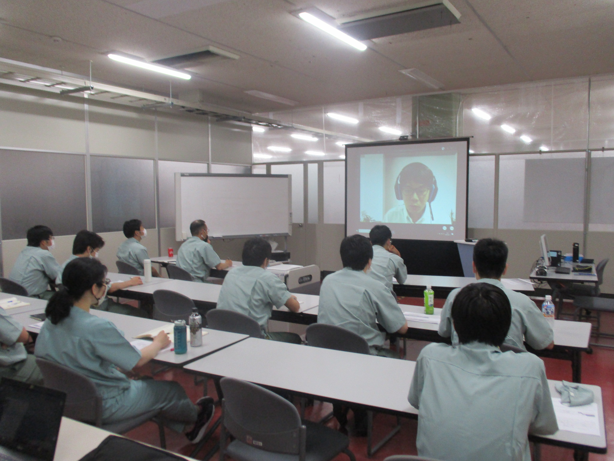 YKK株式会社にて企業人向けセミナーを実施しました。
