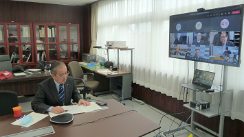 東海・北陸地区国立高等専門学校校長会議を開催しました。
