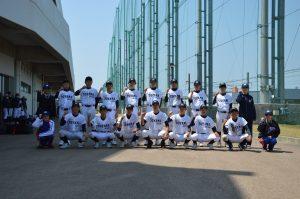 富山高専 野球部チームを統合しました