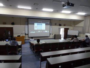 合理的配慮に関するFD研修会を開催しました。
