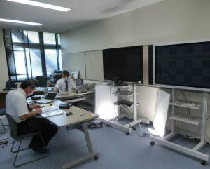 日本船主協会主催の国立高等専門学校(商船学科)5校WEB合同ガイダンスを実施いたしました。