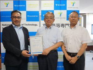 (公財)日本英語検定協会による2021年度の優秀団体表彰で「ブリティシュ・カウンシル駐日代表賞」を受賞しました。