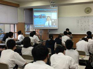 第3回校内英語プレゼンテーションコンテストが開催されました。