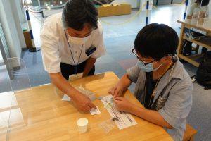 富山高専ジュニアドクター育成塾『北陸電力エネルギー科学館ワンダー・ラボ実習』を実施しました。