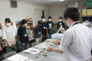 富山高専ジュニアドクター育成塾講座第11回「先端研究機関等見学会:富山市科学博物館」を実施しました。
